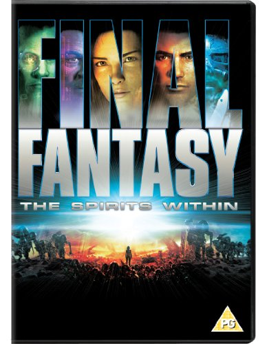 Final Fantasy: The Spirits Within [DVD] [2001]