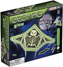 Geomag 331 - Kids Panels Glow Fear, 37 pcs