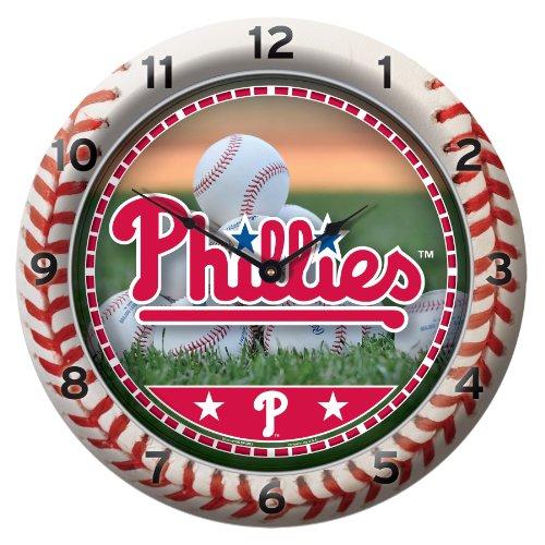 MLB Philadelphia Phillies Game Time Clock