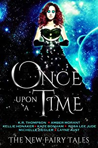 Once Upon A Time by K.R. Thompson ebook deal