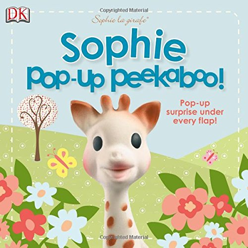 Sophie La Girafe: Pop-Up Peekaboo Sophie! back-672371