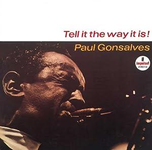 Tell It the Way It Is (Ltd. Mi