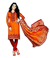 Meera Women's Pashmina Unstitched Dress Material (Pash6_Multicolor)