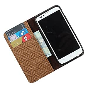 i-KitPit PU Leather Wallet Flip Case Cover For HTC ONE X / HTC One X Plus