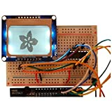 Adafruit Monochrome LCD Panel for Nokia 5110/3310