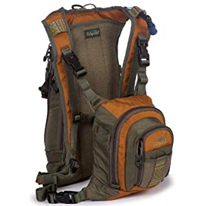 Fishpond Double Haul Fly Fishing Chest Backpack - 610cu in by FishPond
