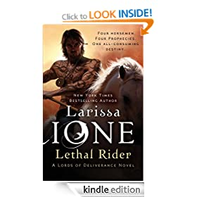 Lethal Rider: Lords of Deliverance series: Book 3
