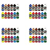 Sargent Art (SARAD) 24-6101 16oz Acrylic Paint Assortment, 12 Colors, Bottles (F?ur ???k) (Tamaño: F?ur ???k)