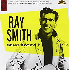 SMITH, RAY - SHAKE AROUND