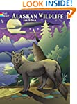 Alaskan Wildlife Coloring Book