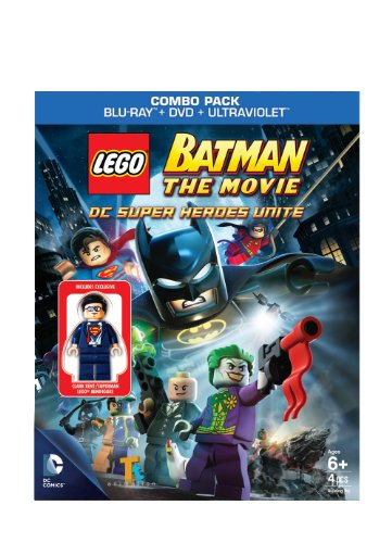 Lego Batman The Movie DVD - Blu-ray - UltraViolet at Gotham City Store