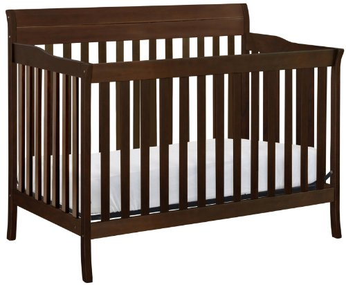 Davinci Summit 4-In-1 Convertible Crib, Espresso
