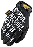 Mechanix Wear MG-05-010 Original Glove, Black, Large