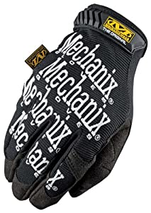 Mechanix Wear MG-05-008 Black Small Gloves