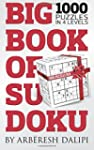 Big Book of Sudoku (1000 puzzles in 4...