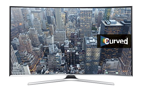 Samsung Series 6 J6300 32-Inch Widescreen Full HD Smart Curved LED Television with Freeview HD (2015 Model)