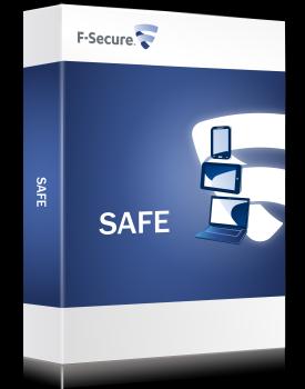 F-Secure SAFE: Der Schutz für Ihre Geräte
