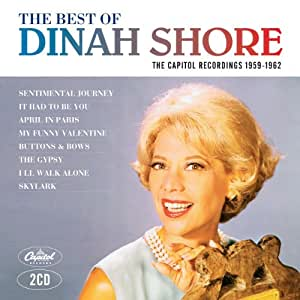 The Best of Dinah Shore (The Capitol Recordings 1959-1962)