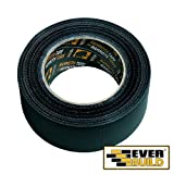 24x Everbuild INDUSTRIAL CLOTH TAPE SILVER 50MM Tapes Mammoth Tapes - Building - 50MTR