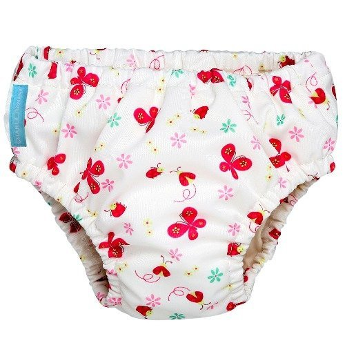 Charlie Banana 2-In-1 Swim Diaper & Training Pants Butterfly X-Large front-990281