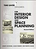img - for Time-Saver Standards for Interior Design and Space Planning (text only) 2nd(Second) edition by J. DeChiara,J. Panero,M. Zelnik book / textbook / text book
