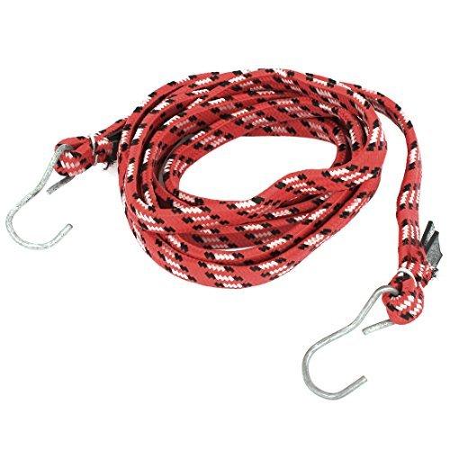 2-crochets--vlo-pour-bagages-Rouge-Corde-extensible-2-m-de-longueur-65-cm