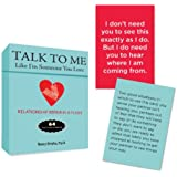 Talk To Me Like I'm Someone You Love: Flash Cards for Real Life (Tarcher Inspiration Cards)