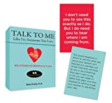 img - for Talk To Me Like I'm Someone You Love: Flash Cards for Real Life (Tarcher Inspiration Cards) book / textbook / text book