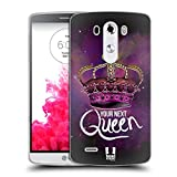 img - for Head Case Designs Your Next Queen Crown Rebel Soft Gel Back Case Cover for LG G3 D855 D850 book / textbook / text book