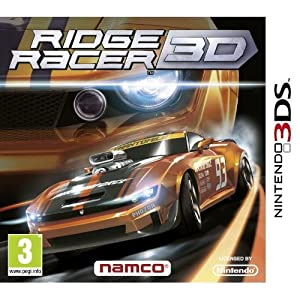 Ridge Racer (Nintendo 3DS)