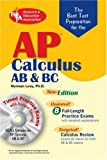 AP Calculus AB/BC w/CD-ROM (REA) The Best Test Prep for AP Calculus AB ad BC with TESTware (Advanced Placement (AP) Test Preparation) (0738602868) by Levy, Norman