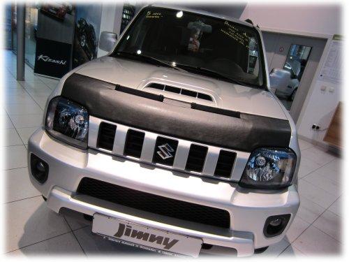 AB-00200-Suzuki-Jimny-2011-BRA-DE-CAPOT-PROTEGE-CAPOT-Tuning-Bonnet-Bra