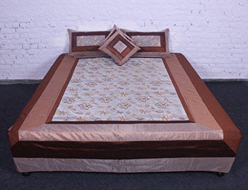 jth 5pcs cotone seta Amazing aspetto tradizionale e set di biancheria da letto,