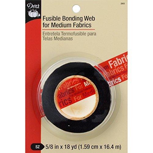 dritz-fusible-bonding-web-for-medium-fabrics-625-x-18-yd-by-dritz