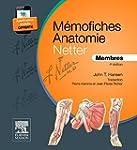 M�mofiches Anatomie Netter - Membres