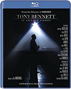BENNETT, TONY - AN AMERICAN CLASSIC -TV SPECIAL [Blu-ray]