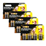 Duracell MN1500 Plus Power Batteries,...