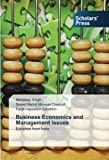 img - for Business Economics and Management issues: Evidence from India book / textbook / text book