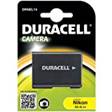 Duracell Replacement Camera Battery for Nikon EN-El14