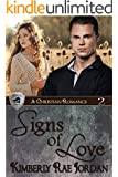 Signs of Love: A Christian Romance (BlackThorpe Security Book 2) (English Edition)