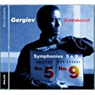 Shostakovich: Symphonies Nos.5 & 9