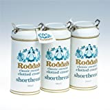 Rodda's Cornish Clotted Cream Shortbread 200g (x3)