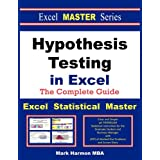 Hypothesis Testing in Excel - The Excel Statistical Master price comparison at Flipkart, Amazon, Crossword, Uread, Bookadda, Landmark, Homeshop18
