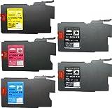 MP C1500 カラー4色セット+黒 リサイクルインク imagio MPカートリッジ 複合機/コピー機FAX複写機印刷機用