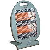 Babz Two Tube Halogen Quartz Heater - 800w - 2 Heat Settings