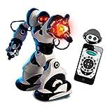 【 喋る!モノをつかめる! iphone アンドロイド アプリで操作! 高性能 ラジコン ロボット 】  赤外線 コントロール ロボサピアン X   ( 日本語解説付き 小型送信機付属 )