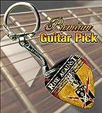 Rise Against Siren Song Guitar Pick Keyring