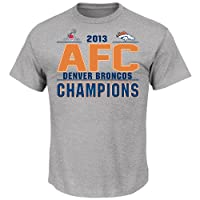 NFL Denver Broncos Men's Conference Strength VI Tee
