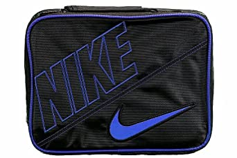 Nike Swoosh Insulated Lunch Tote (Blue)