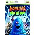 Monsters vs. Aliens - Xbox 360